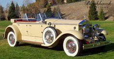 Brewster Rolls-Royce Phantom | Ascot Phaeton 1929