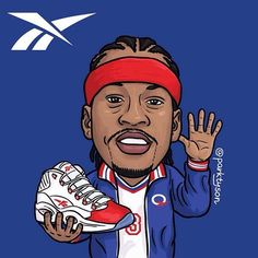 These Illustrations Of Your Favorite NBA Players And Their Signature Sneakers Will Awaken The Kid In You