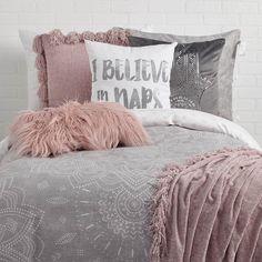 Duvet cover and sham set - full/queen bedding set dormify college bedding, dorm College Bedding Sets, Dorm Bedding Sets, Best Bedding Sets, Teen Bedding, Queen Bedding Sets, Duvet Bedding, Luxury Bedding Sets, Dorm Pillows, Modern Bedding