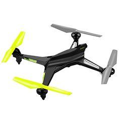 Aukey UA-P02 Mohawk Drone und Fernbedienung mit LCD Display, 3D Rollen, One-Key Zurückkehren, Headless-Modus, Farbige LED, Auswechselbar Akku schwarz drohnen Bilder drohnen hubschrauber drones photography drohnen aufnahmen drones