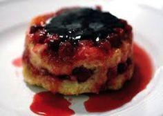 Pudding di mirtilli rossi alla scozzese - La ricetta di Buonissimo
