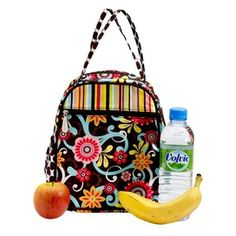 Insulated Lunch Purse