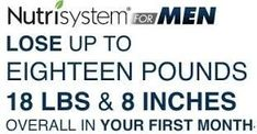 Weight Loss and Diet Food For Men - Lose weight, burn fat & retain lean muscle mass with Nutrisystem for Men. Easy-to-follow weight loss plans. Easy-to-prepare food. Find out more! #loseweight #weightloss #overweight #nutrisystem Weight Loss For Men, Weight Loss Meal Plan, Diets For Men, Good Carbs, Perfect Portions, Calories A Day, Man Food, High Protein Recipes
