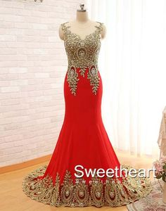 red lace prom dres,long prom dress,formal dress,evening dress,fashion #prom #promdress #dress #formaldress