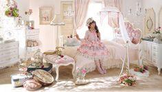 A L B, siriusc: Midori Fukasawa — Lolita interior