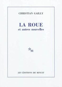 Bref Christian Gailly|Annotations|BAnQ