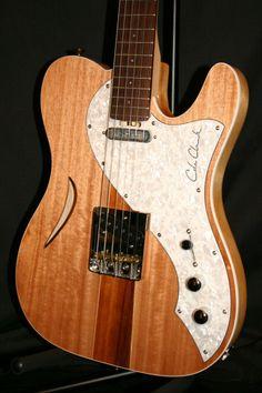 Cole Clark Guitars Culprit III