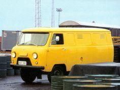 Комплектация, кузова 2 поколение 1985 - 2009 УАЗ 452 3741 фургон, б/у.