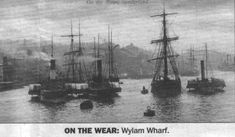Steam Boats, Naval History, Sunderland, Paddle, Birmingham, Past, Ships, River, Painting