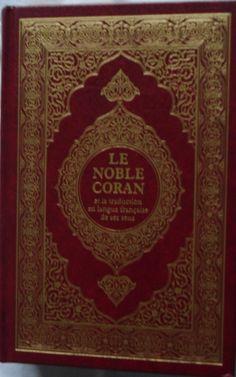 Le Noble Coran  Arabe - Français