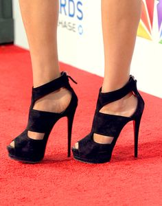 Loubs -- Love these -- just can't walk in them