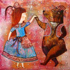 Tres veces Miranfú : Mujeres que caminan con los osos (II)