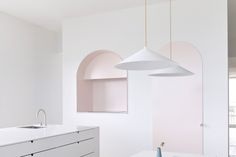 Gallery Inspired Melbourne Apartment Renovation by BoardGrove Architects H Design, The Design Files, House Design, Melbourne Apartment, Architects Melbourne, Interior Styling, Interior Decorating, Arched Doors, Apartment Renovation