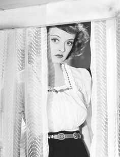 """Bette Davis """"In this our Life"""""""