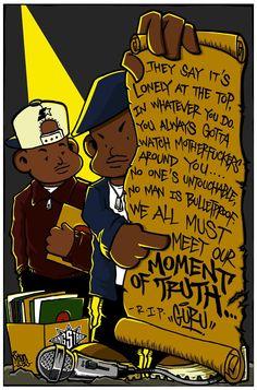 Gangstarr - Moment of Truth