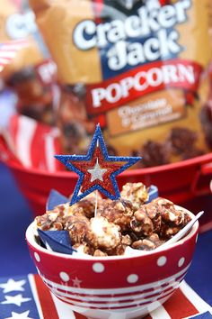 July 4th Party Snacks | #FritoLay4th