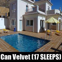 Can Velvet (17 SLEEPS) Costa Dorada - Sitges