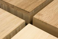 MOSO Bamboo Solid Panel is a visually appealing board product made for 100% from the sustainable giant bamboo species MOSO. The panels consist of various layers – ranging from 1 to 5 layers - of bamboo, pressed on top of each other.