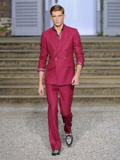 Roberto Cavalli Spring/Summer 2012 Men's Fashion Show - Look 21