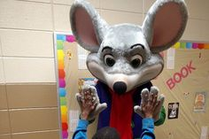 Chuckie Cheese Kids Day #Kids #Events