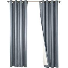 Found it at Joss & Main - Nantucket Insulated Grommet Blackout Curtain Panel