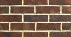 Rockbridge by Glen-Gery brick is a brown extruded facebrick from our Capitol Plant Brown Brick, Fireplaces, Plant, Color, Fireplace Set, Fire Places, Colour, Fire Pits, Plants