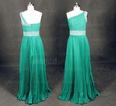 65c3bc1fa7d Plus size bridesmaid dress Green bridesmaid dresses by okbridal