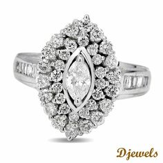 <p>Trini Engagement Ring in Hallmarked White Gold.</p><br /><p>Solitaire Weight - 0.28 Ct .</p><br /><p>Solitaire Color - G .</p><br /><p>Solitaire Clarity - VS</p><br /><p>See more Engagement Rings from our 10,000+ Stunning Diamond Jewellery Designs</p> [Rs    79,498]