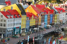 """Legoland (Denmark). '""""The Happiest Place on Earth""""'? Disneyland  may lay claim to the slogan, but  Legoland, though considerably smaller,  could be a contender. This is, after all, a theme  park celebrating the """"toy of the century"""" in the  country in which it was invented: Denmark,  'the world's happiest nation'.  And it's just one of dozens of family-friendly  amusement parks dotted around the country.' http://www.lonelyplanet.com/denmark/travel-tips-and-articles/76803"""