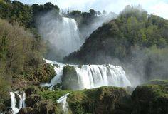 Andar per cascate, le più belle d'Italia: Marmore, Serio e Toce - Foto - Si Viaggia