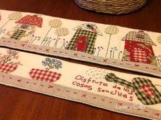 Cose y calla : ...La más pequeña de las tres!!! Quilt Block Patterns, Pattern Blocks, Quilt Blocks, Macrame Bracelet Diy, Fabric Journals, Applique Fabric, House Quilts, Landscape Quilts, Patch Quilt