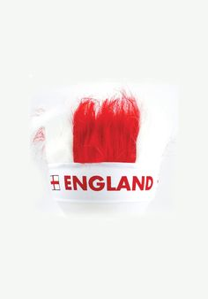 St George Headband with Hair - Costume Accessories -Escapade Fancy Dress Accessories, Costume Accessories, Six Nations Rugby, St Georges Day, Funky Design, Celebrities, Hair, Beauty, Style