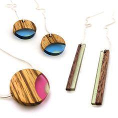 SPRUCE DESIGN COMPANY | Fine Handmade Wood Jewelry