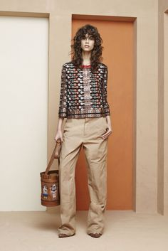 Tory Burch Resort 2016 Collection Photos - Vogue