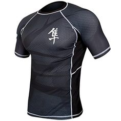 The all-new Metaru 47 Rashguard from Hayabusa is easily the most innovative compression garment the combat world has ever seen.�� This premium rashguard features exclusive cutting-edge fabric technol...