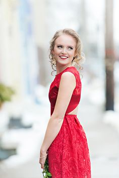 An Indie Wedding Social: Part 2 red dress vintage Live Model, Wedding Show, Indie Fashion, Dress Vintage, Wedding Styles, Designer Dresses, Berry, Flower Girl Dresses, Gowns