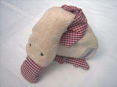 """Schnittmuster  Ente """"Rosi""""- auch als E-Book von 3D-WNB auf DaWanda.com"""