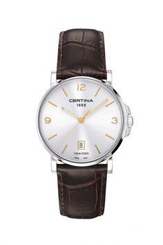 C017.410.16.037.01 - Certina DS Caimano heren horloge