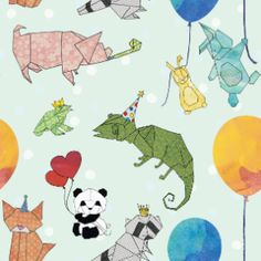 Motiflow Web Animal 2, Animal Party, Origami Animals, Goodies, Pattern, Collection, Sweet Like Candy, Patterns, Model