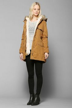 Members Only 3-In-1 Parka #urbanoutfitters