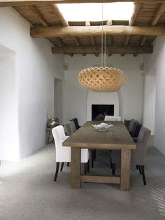 COCOON Ibiza villa design inspiration bycocoon.com | interior & exterior design | kitchen design | bathroom design | design products for easy living | Dutch Designer Brand COCOON | Design by Blakstad