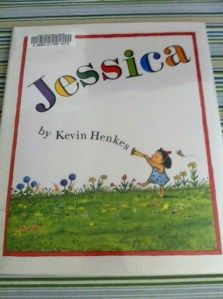 #awbchallenge Perfect Picture Book Friday: Jessica by KevinHenkes - as reviewed by Fats