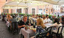 Roma Sparita restaurant, Rome