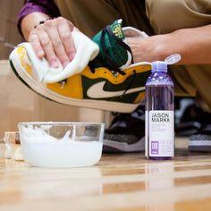 Fancy - Premium Shoe Cleaning Kit by Jason Markk    Sneakerhead essential.
