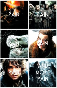 The Hobbit: The Battle of Five Armies: A Summary. This is all too true.