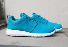 "Nike Roshe Run ""Blue Lagoon"" - SneakerNews.com"