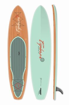 $885  ·  SUP Fishing, touring, recreational paddling - all of these are possible in this one tough-as-nails stand up paddleboard. The game-changing technology is a traditional fiberglass board with EPS foam…More #surfboardaccessories