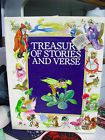 Treasury of Children's Stories and Verses by Hilda Boswell (1989, Hardcover) - http://books.goshoppins.com/childrens-books/treasury-of-childrens-stories-and-verses-by-hilda-boswell-1989-hardcover/