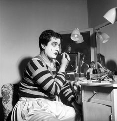 "Giuseppe Di Stefano - ""Pagliacci"" 1956 http://www.archiviolascala.org/"