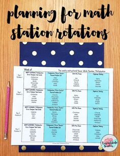 I'm sharing how I schedule my math stations rotations. Grab your free editable math rotations station template for upper elementary math stations. Learn how my math stations are differentiated within the schedule of assignments. Math Rotations, Math Centers, Numeracy, Elementary Math, Upper Elementary, 5th Grade Math, Fourth Grade, Third Grade, Sixth Grade